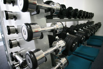 Fully Equipped Exercise Physiology Gym at Inspire Fitness for Wellbeing
