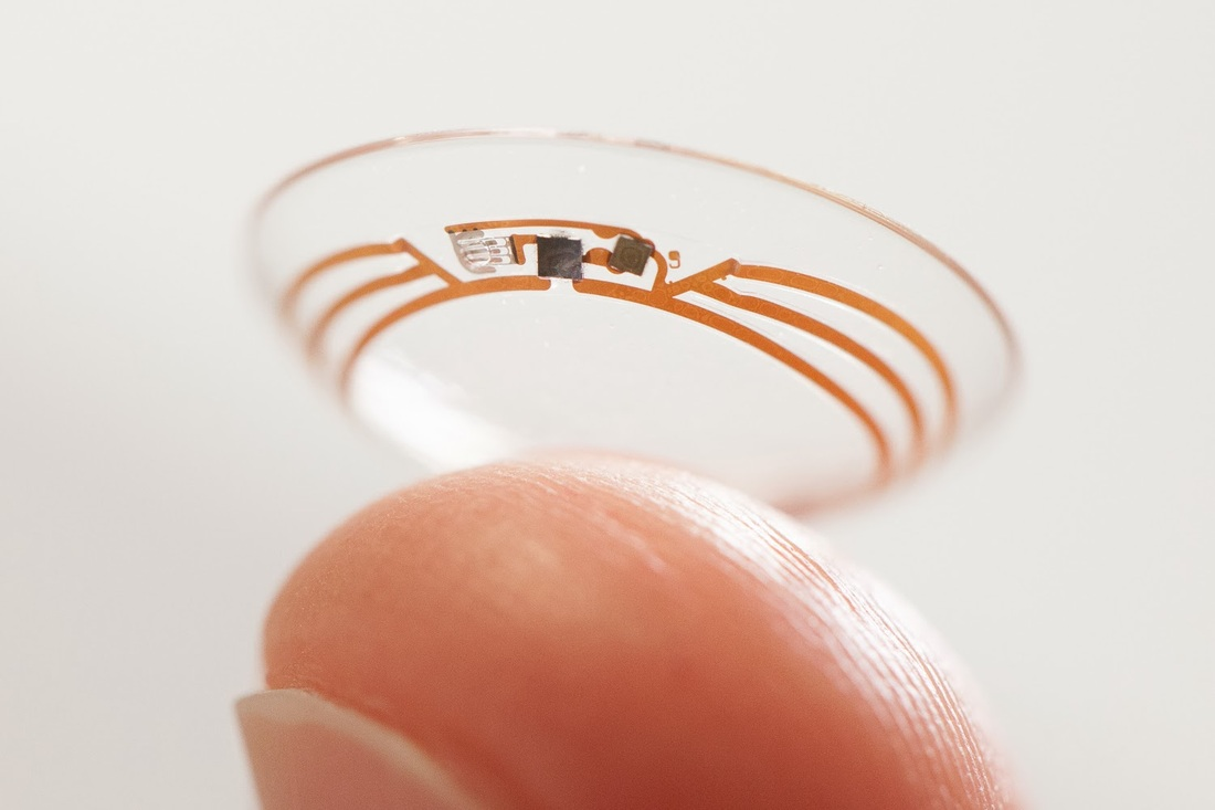 Google Contact Lens for people with Type 2 Diabetes